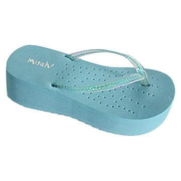 ladies' fashion slipper