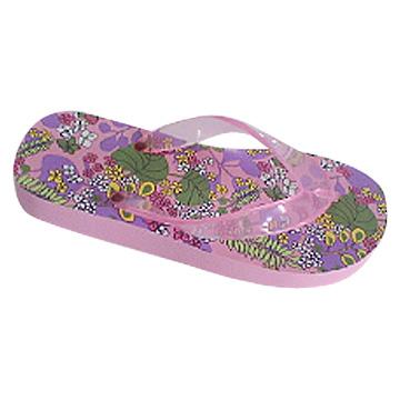 women's beach slipper