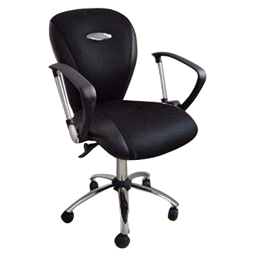 Armset office chair