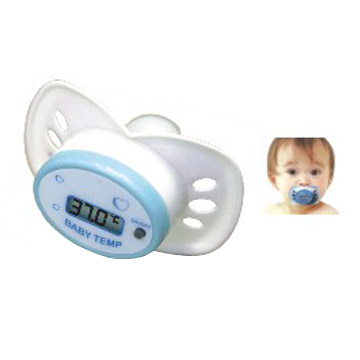 Digital Pacifier & Thermometers