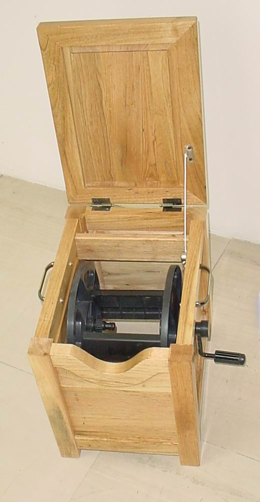 Wooden Hose Reels Products China Products Exhibition