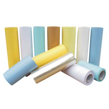 Blue Single-Face Glassine Release Paper