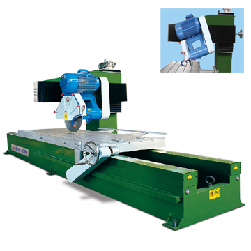HSQB-2400 Manual Edge Cutting Machine