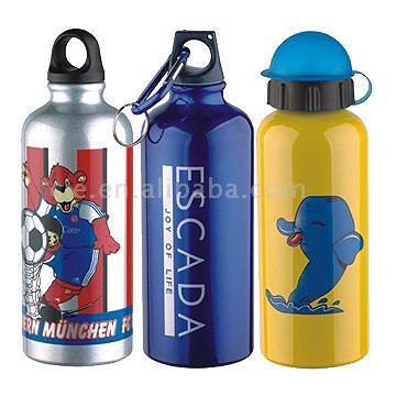 Aluminium Sport Bottles