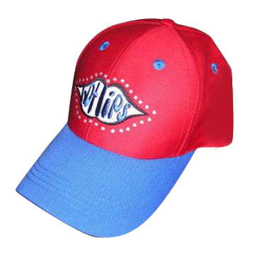Baseball embroider cap
