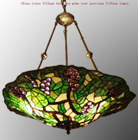 stained glass tiffany lamps