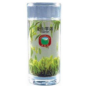 Jinshan Green Sword Teas