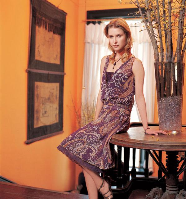 fashion ladies' garment