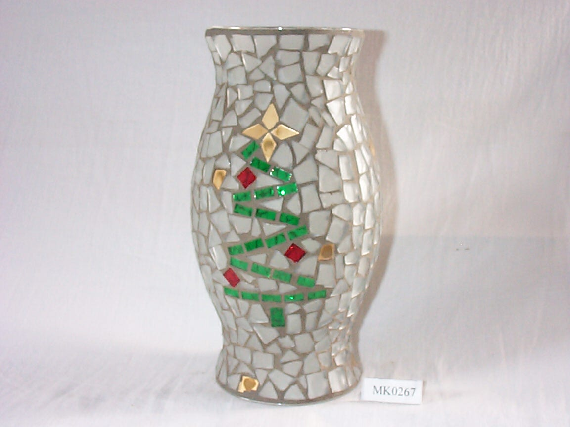 Home decoration- Mosaic Art Glassware