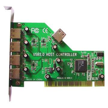 USB2.0 PCI Cards