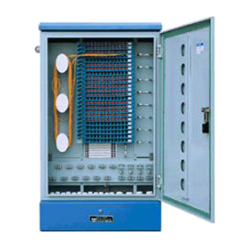 Communication Optical Fiber Cable Cross-Connection Cabinets