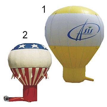 Captive Balloons