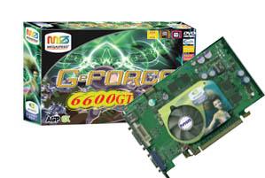 GeForce 6600 PCI Express 128M