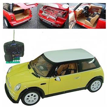 Mini Cooper Car Toys