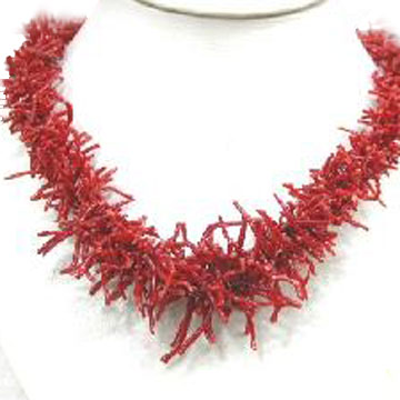 Natural Coral Necklaces