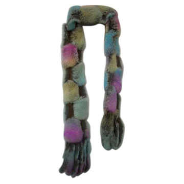 Rex Knitted Scarf
