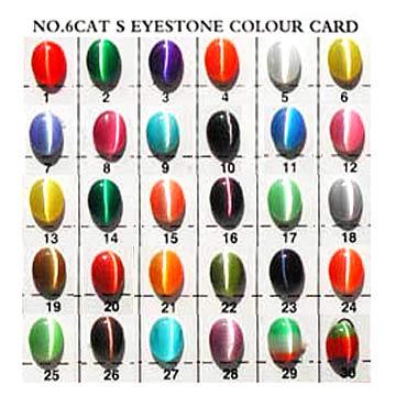 Cat Eye Stones