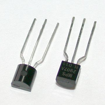 Транзистор. для усилителя AF & малой скорости Switchins.