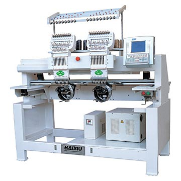 Single-head Embroidery Machine