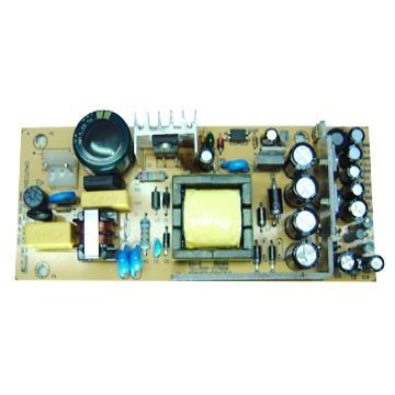 Импульсный блок питания.  Quanzhou Haitong Electronic Co., Ltd. Модель.