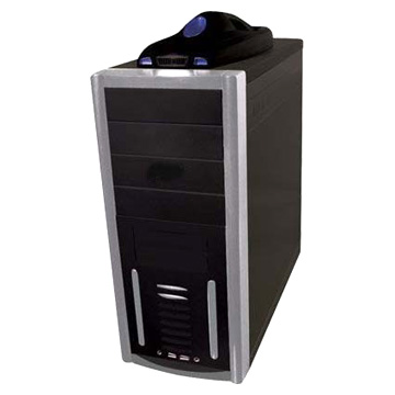 Computer Case with Handle
