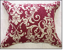 Jacquard pillow shells