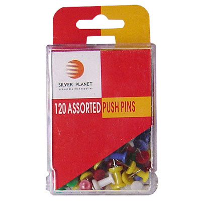 Clips, Pins & Staples