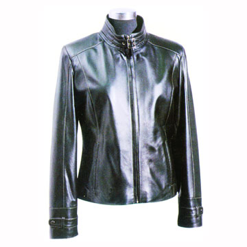 Woman's Leather Coats