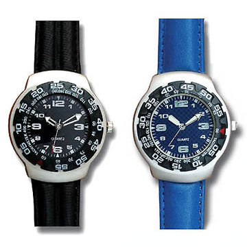 Analogue Sports Watchs