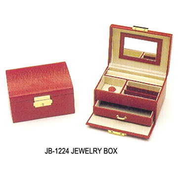 Embossed Paper Jewelry Boxes