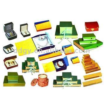 Packing Boxes, Watch Boxes, Gift Boxes, Jewelry Boxes