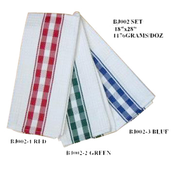 Tea Towels, Kitchen Towels & Dish Cloth