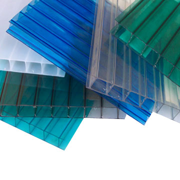 8mm Hollow Polycarbonate Sheets