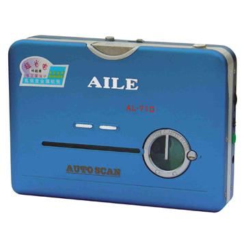 Auto Reverse Cassette Players