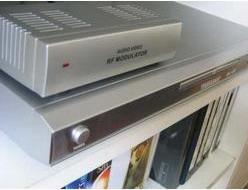 RF Modulator /video converter
