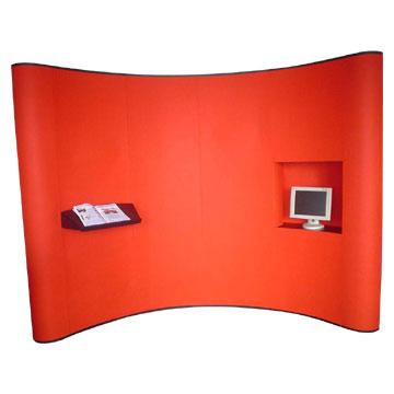 Pop-up display equipment