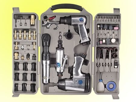air tools kit / air compressor tool set