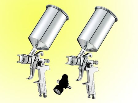3pcs Hvlp Air Spray Gun kit