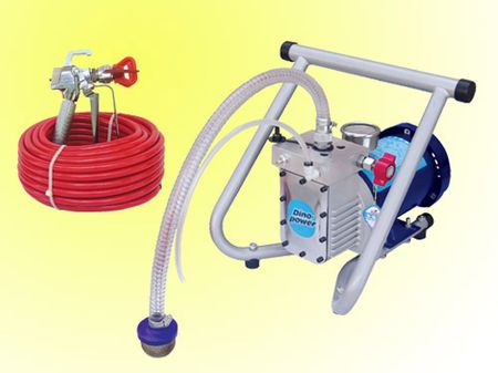 high pressure airless spray gun