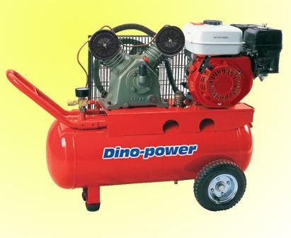 5.5hp Gas powered air compressor