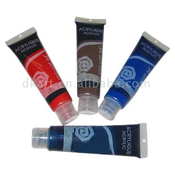 Paint in Tubes