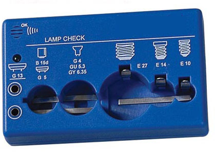 lamp checker lamp tester bulb tester DRB-502