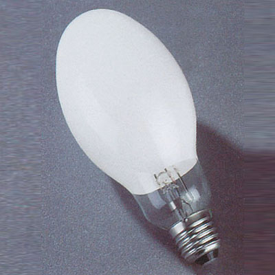Blended-Light Mercury Lamp