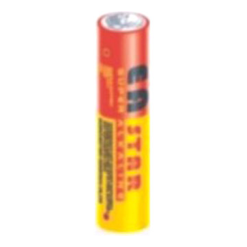 1.5V Alkaline AAA Battery