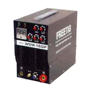Inverter Tig Welder With MMA