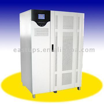 Large Power Rating Online UPS