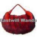 Rabbit Fur Handbags