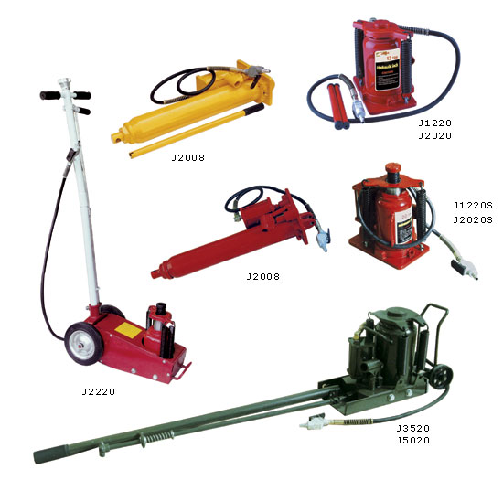 hydraulic jacks and auto maintenance equipment on sale