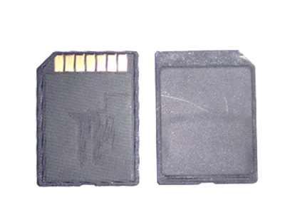 Digital flash memory - MMC