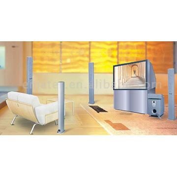 5.1 Home Theater Systems